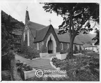 Holy Trinity Church, Kalk Bay, Cape Town, 1961