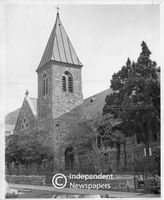 St Paul's Anglican Church, Signal Hill, Cape Town, 1961
