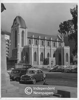 St. Mary's Cathedral of Our Lady of the Flight into Egypt, Cape Town, 1961