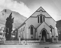 Observatory Methodist Church, Cape Town, 1962