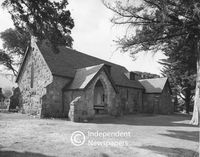 Christ Church, Anglican Church, Constantia, Cape Town, 1961