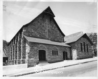 Anglican Church of St. Barnabas, Tamboerskloof, Cape Town, 1961