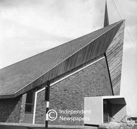 Dutch Reformed Church, Vredelust, Cape Town, 1957