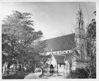St. Saviour's Anglican Church, Claremont, Cape Town, 1961