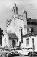 Holy Trinity Church of the Church of England, Cape Town, 1967