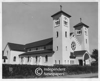 Corpus Christi Catholic Church, Wittebome, Cape Town, 1961