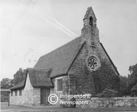 St Thomas's Anglican Church, Camp Ground Road, Cape Town, 1961