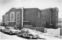 Salvation Army citadel, Cape Town, 1971