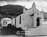 Former Dutch Reformed Church, Kalk Bay, Cape Town, 1984