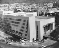 Dutch Reformed Church Centre, Cape Town, 1965