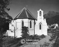 St. Francis Church, Simonstown, Cape Town, 1961