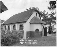 Pinelands Methodist Church, Cape Town, 1961