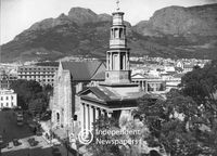 St. George's Cathedral, Cape Town, 1953