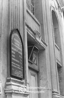 Dutch Reformed Sending Kerk (Mission Church), Long Street, Cape Town, 1966