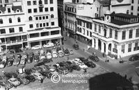 Greenmarket Square, Cape Town, circa 1950