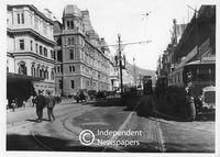 Adderley Street, Cape Town, circa 1920s
