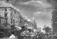 Adderley Street, Cape Town, 1936