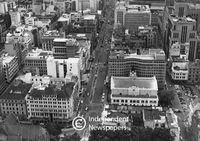 Adderley Street, Cape Town, 1962