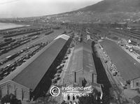 Goods yard, Cape Town Station