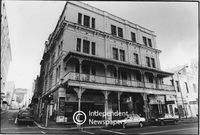 YMCA Building, Long Street, Cape Town, circa 1989