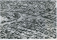 Aerial of Crossroads, Cape Town