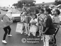 AIDS activism, Cape Town