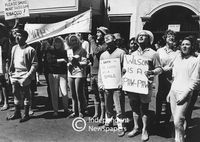 Student demonstrations, Cape Town