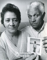 Parents of prisoner, Cape Town