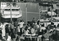 Prisoners released, Cape Town