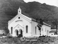 Moravian Church in District Six , Cape Town