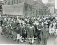 End Conscription Campaign, Cape Town