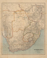 Southern Africa--[cartographic material]