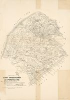 Sketch map of East Griqualand and Pondoland