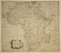 Africa, drawn and engraved from the best maps and charts