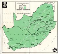 Historical monuments of South Africa :