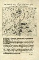 Delineatio sinus illius, quem Hollandi mensalem, sua lingua Taffel Baje, nominarunt