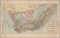 The colony of the Cape of Good Hope and neighbouring territories
