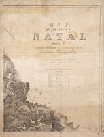 Map of the colony of Natal--[cartographic material]