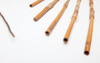 Dithlaka (set of 32); two tuning sticks