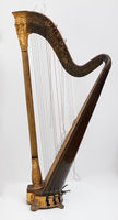 Double action harp