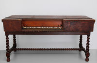 Counterfeit of a 17th century Florentine virginal
