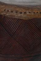 Goblet-shaped drum
