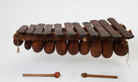 Sets of percussion sticks with beaters