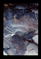 Image from rock painting site. Site of Ruiterbosch 1, Hartenbos, Western Cape, South Africa.