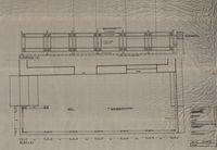 Proposed railings on street frontage: 39 Hastings Street, Tamboerskloof