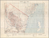 German East Africa. Tanga