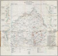 Cape Colony reconnaissance series. Strydenburg