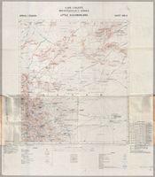 Cape Colony reconnaissance series. Little Bushmanland