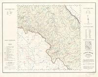 Congo Belge. Katanga. Feuille Sakania