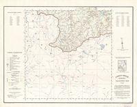 Congo Belge. Katanga. Feuille Kayoyo-Sud